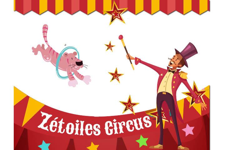 Les Zétoiles Circus