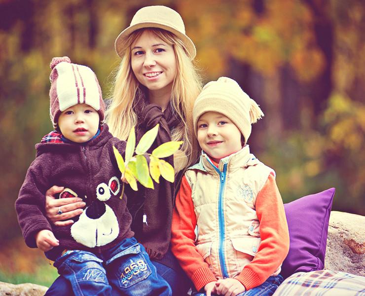 Instants famille