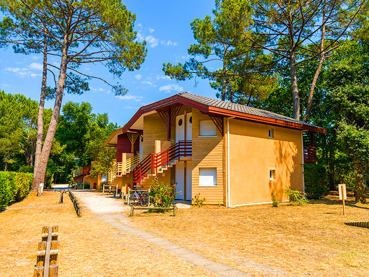 village vacances location foret ocean lacanau