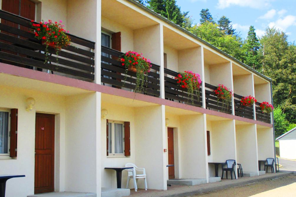 location logement residence murol