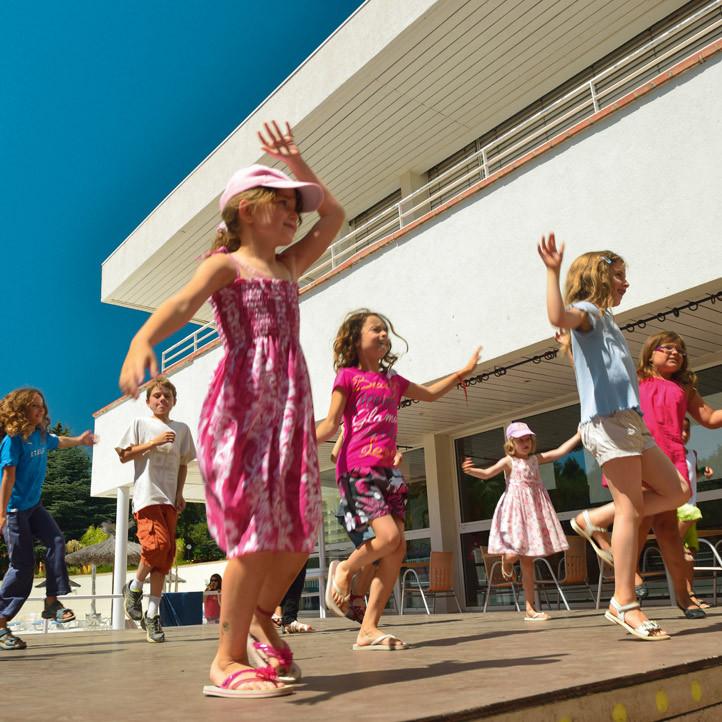 village vacances enfants argeles