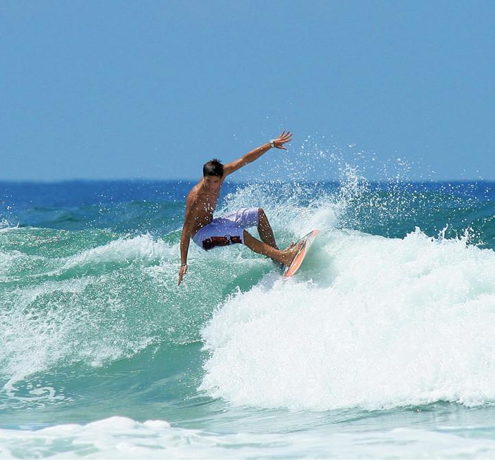 vacances sport surf hossegor