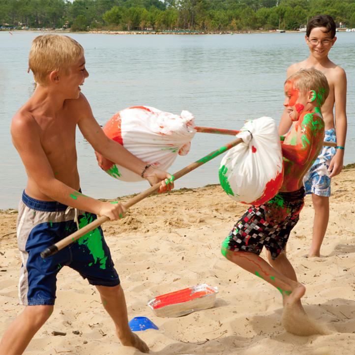 sejour vacances famille lacanau clubs enfants moyen