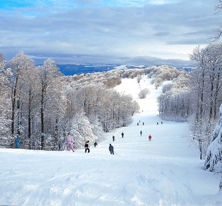 village vacances alsace bussang neige